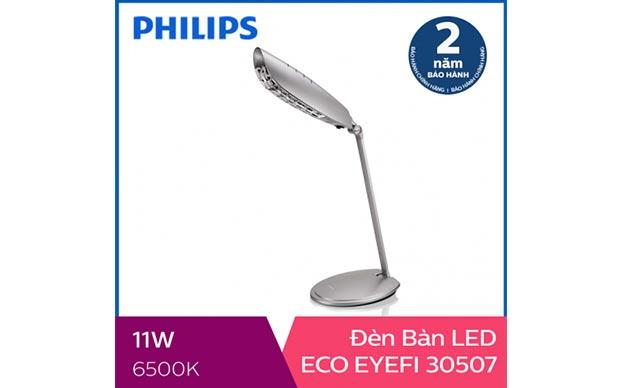 Đèn bàn, đèn học chống cận Philips ECO EYEFI 30507 18W