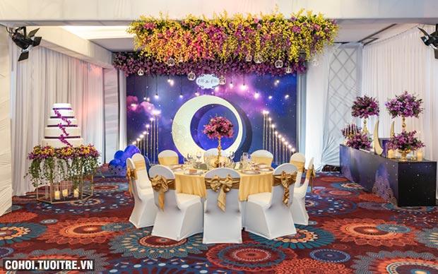 Nét đẹp Phương Đông - Triển lãm cưới đẳng cấp 5 sao
