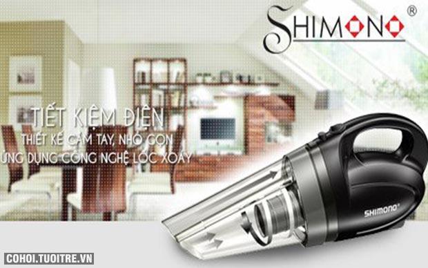 Máy hút bụi ô tô cầm tay Shimono SVC 1012C