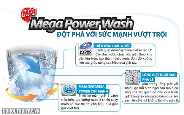 Máy giặt Toshiba AW E920LV (WB)