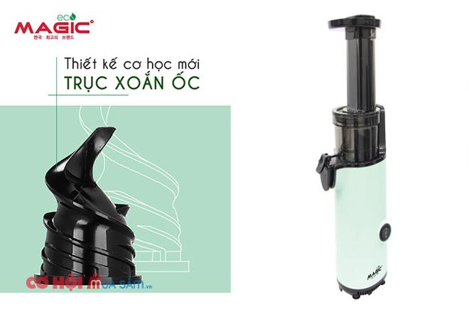 Máy ép chậm thế hệ mới Magic Eco AC-131
