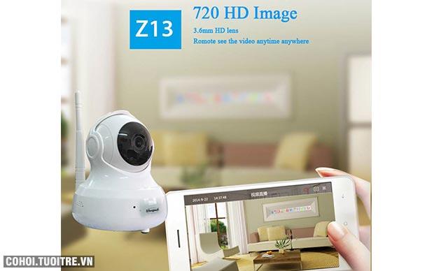An tâm với giải pháp camera giá rẻ