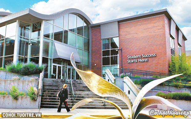 Hội thảo học bổng trường Cao đẳng Lane Community College