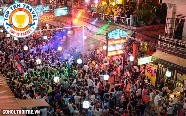 Du lịch Campuchia 4N3Đ giá 3,75 triệu đồng