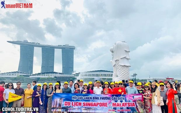 Ưu đãi tour Singapore dịp cuối năm giá từ 6,99 triệu đồng