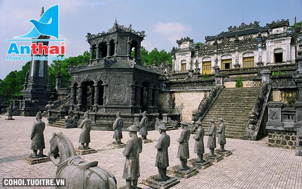 Tour Đà Nẵng, Hội An, Bà Nà, Huế, động Phong Nha 4N3Đ