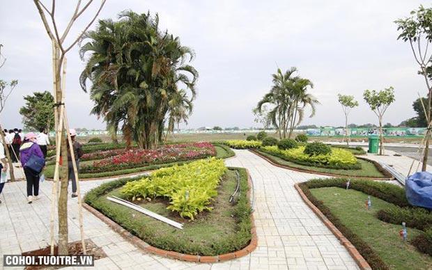 Dự án đô thị sinh thái xã Mỹ Hạnh Nam