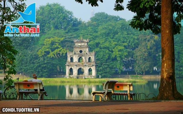 Tour Hà Nội, Bái Đính, Tràng An, Hạ Long, Yên Tử 4N3Đ