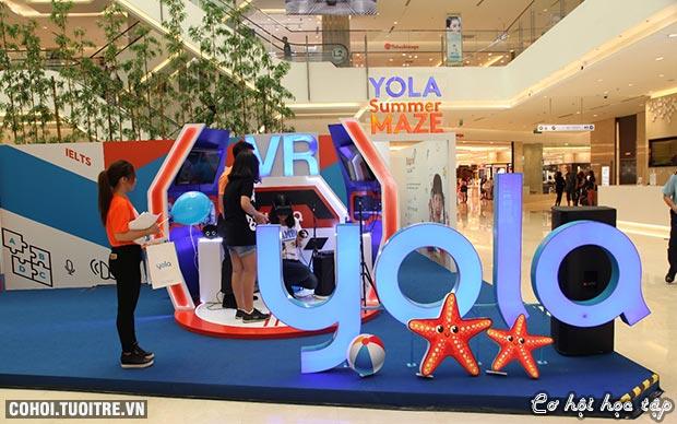 YOLA mang Mê Cung Tiếng Anh đến Việt Nam