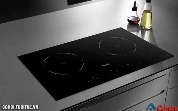 Bếp điện từ đôi Canzy CZ-200SS