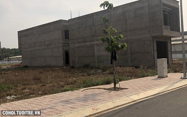 Sang gấp 100 m2 đất KCN Nam Tân Uyên, Bình Dương