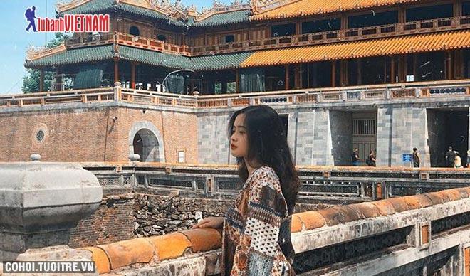 Tour Huế, động Thiên Đường, Đà Nẵng, Bà Nà, Hội An 4 ngày chỉ từ 4,2 triệu