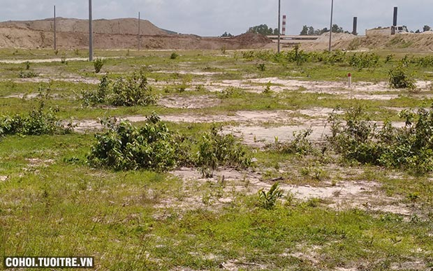 Sang lô đất nền ở Mỹ Xuân, Vũng Tàu