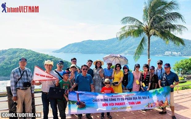 Flash Sales tour Phuket dịch vụ 4 sao, giá trọn gói chỉ 6,99 triệu đồng