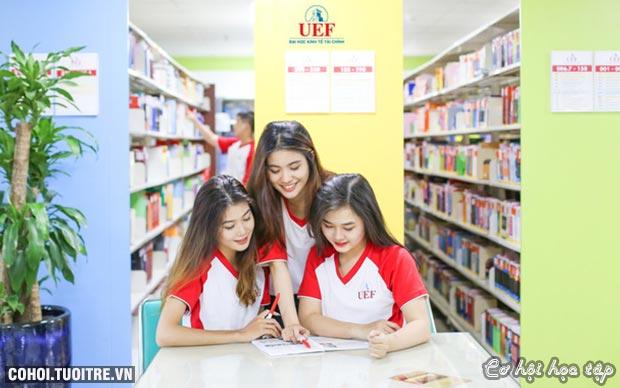 10 năm vươn tới hội nhập quốc tế giáo dục của UEF