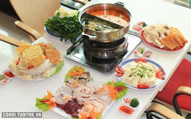 Bếp cồn inox Fujishi