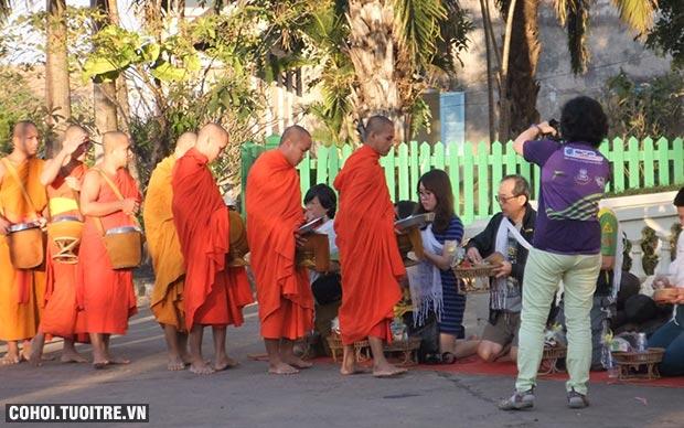 Hành trình Cambodia - Lào 5 ngày 4 đêm