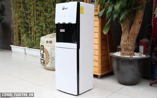 Cây nước nóng lạnh 3 vòi Fujie WDBD20E