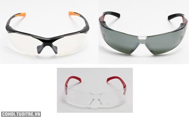 Mắt kính đi đường Double Shield mua 1 tặng 1
