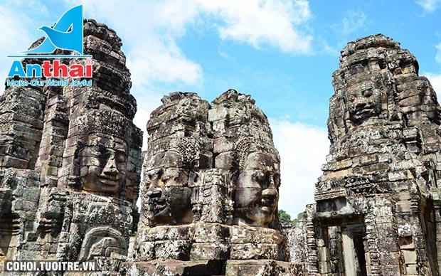 Du lịch Siem Reap, Phnom Penh 4N3Đ