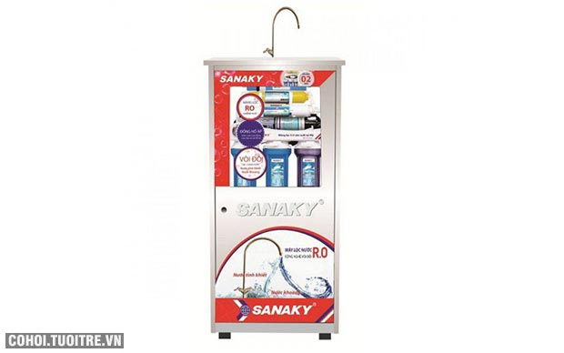 Máy lọc nước RO gia đình Sanaky SNK 207