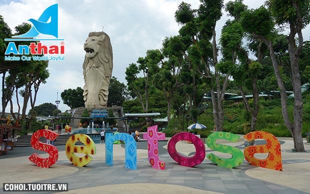 Du lịch Singapore 4N3Đ