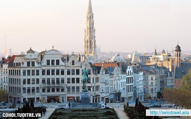 Du lịch Pháp - Bỉ - Hà Lan