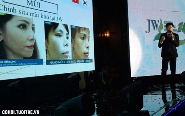 JW, thương hiệu thẩm mỹ hàng đầu gắn liền tính nhân văn