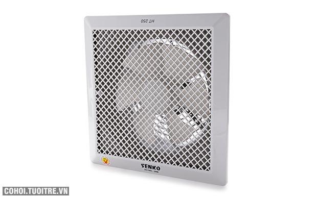 Quạt hút thông gió âm trần Senko HT250 40W giá rẻ