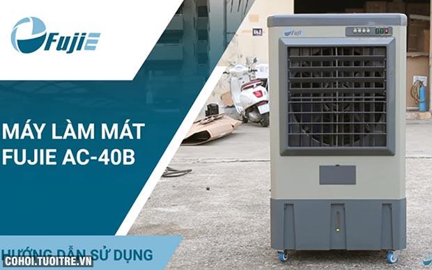 Quạt hơi nước, máy làm mát điều hòa không khí FujiE AC-40B