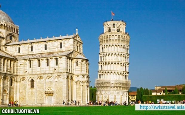 Du lịch Pháp - Thụy Sĩ - Ý - Vatican