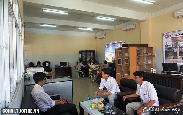 Giải đáp tuyển sinh cấp THCS THPT - Trường Ngọc Viễn Đông