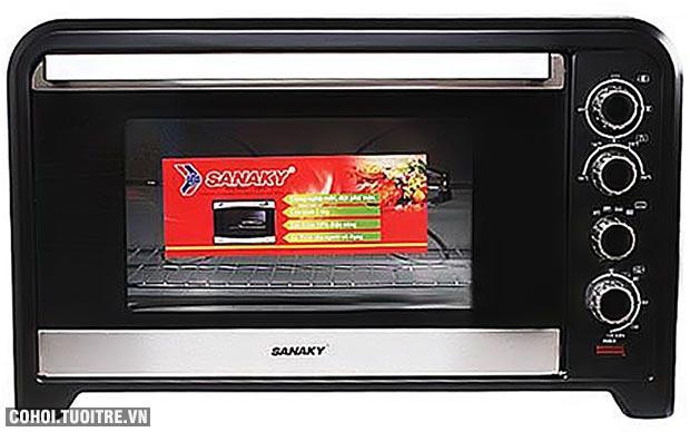Lò nướng Sanaky VH109N dung tích 100 lít