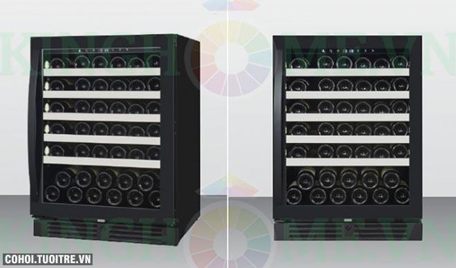 Tủ rượu Malloca MWC-46BG chính hãng