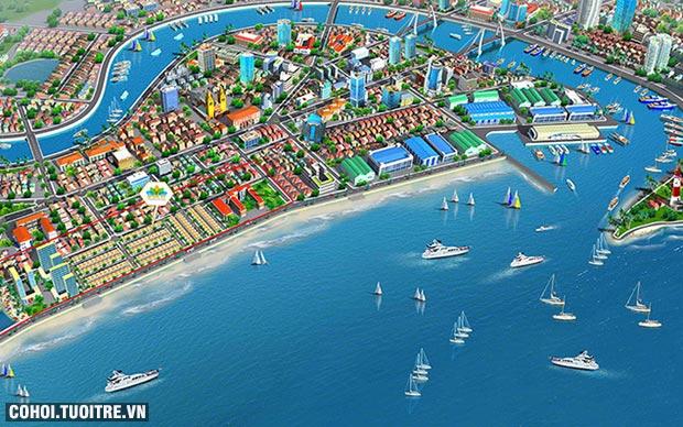 Vietpearl City mở bán 100 nền nhà phố cuối cùng