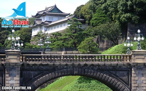 Tour Tokyo, Yokohama, Fuji 4N3Đ