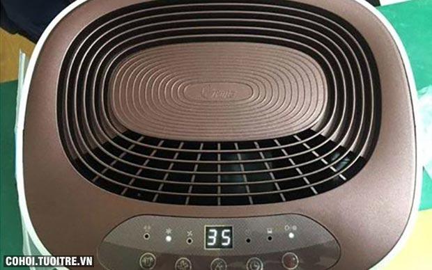Máy hút ẩm phòng ngủ, văn phòng, gia đình FujiE HM-912EC-N
