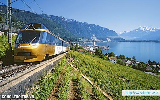 Du lịch Thụy Sĩ - Hy Lạp