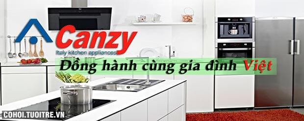 Bếp hồng ngoại điện từ Canzy CZ-200GS