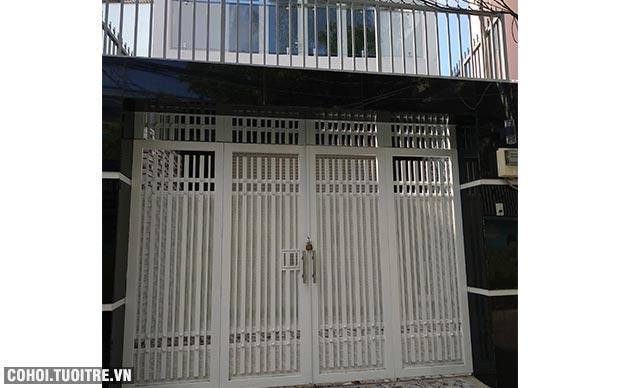 Cho thuê nhà nguyên căn đường Lê Quang Định, Bình Thạnh