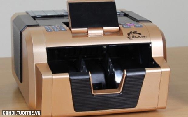 Máy đếm tiền Silicon MC2900