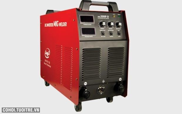 Máy hàn MIG điện tử Legi MIG-500IF-D