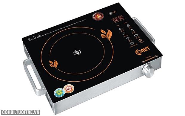 Bếp hồng ngoại cảm ứng Comet CM5558