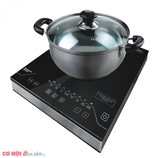 Xả kho bếp từ đơn Chefs EH-IH2000A