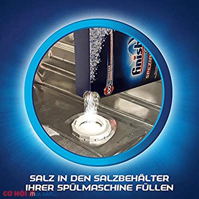 Muối rửa bát làm mềm nước Finish 4.0kg