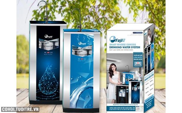 Máy lọc nước FujiE RO-900 CAB 9 cấp độ lọc