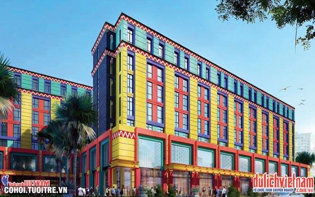 Vi vu Đà Nẵng - khách sạn 4 sao chỉ 699.000 đồng