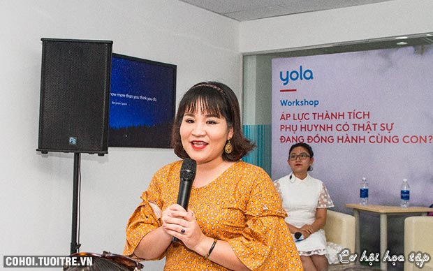 YOLA khai trương trung tâm thứ 12 tại quận Tân Phú, TP.HCM