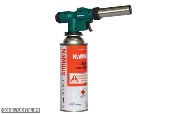 Đèn khò gas Namilux NA187