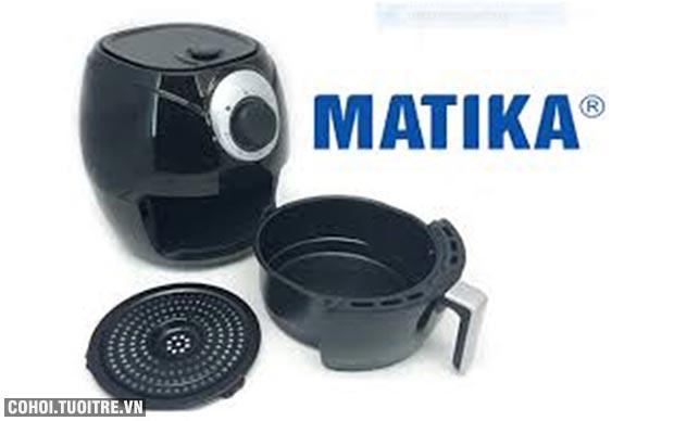 Nồi chiên chân không Matika MTK-9132